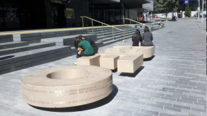 Skellerns Artwork - Auckland Library