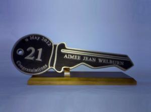 21st Key - Birthday Celebration